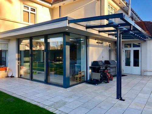 Advantages of Terrace Glazing and How You Can Make…