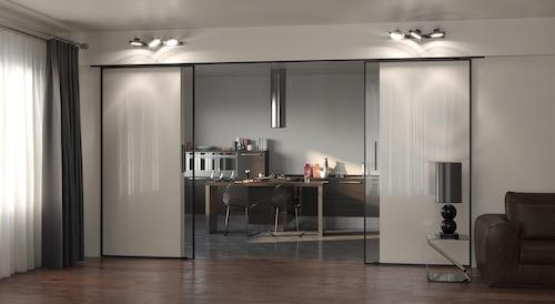 Ergonomic and Elegant Sliding Glass Doors