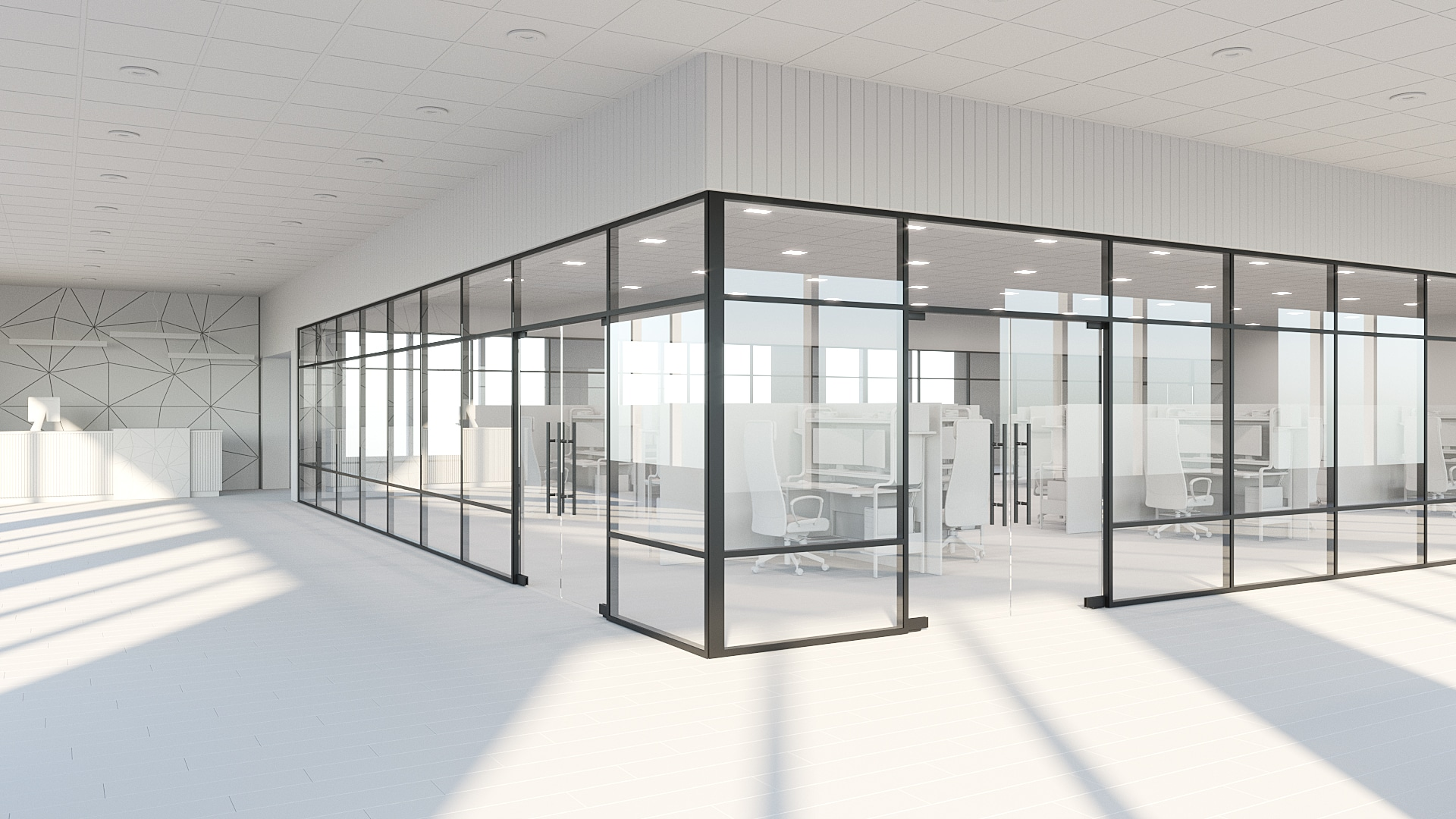 How Much Do Glass Partitions Sost Crystalia Glass Partition Systems
