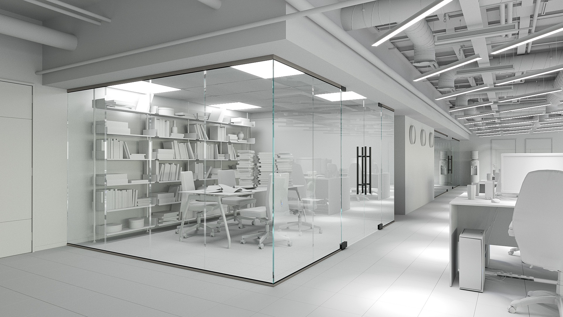 How To Install Glass Partition