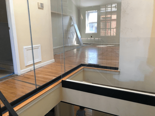 Where to buy the glass partitions?