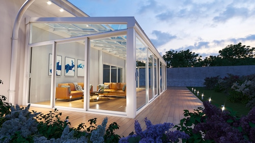 Where can I buy a glass sunroom?