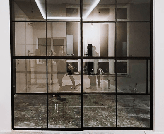 Glass partition walls and the Green Revolution