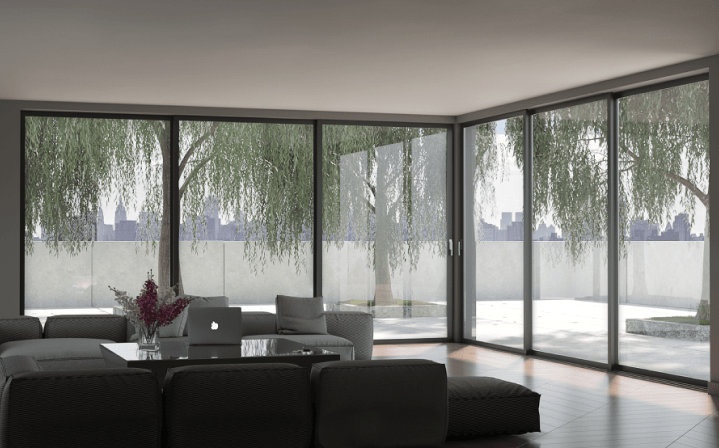 Exterior Sliding Glass Door Systems