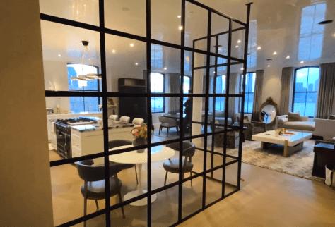 Art Nouveau Interior Ideas for a Modern Apartment
