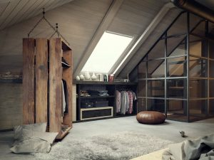 A Case of Redesign: How to Make Loft Living More Comfortable for Families During COVID-19